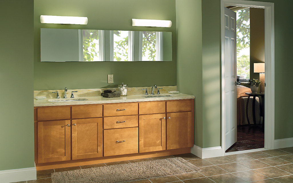 Contractor's Choice Traditional Bathroom Cabinets