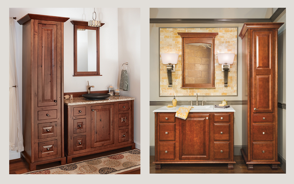 Wellborn Bathroom Vanity Cabinets