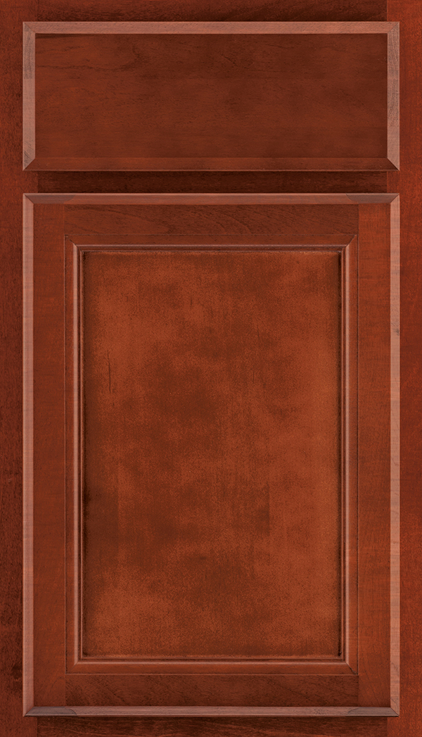 Contractors Choice Newberry Rouge   Door