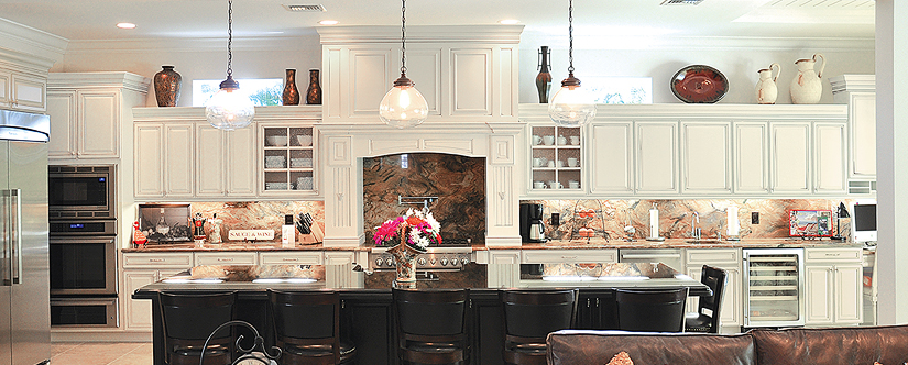 Kitchen Living from Wellborn Cabinets